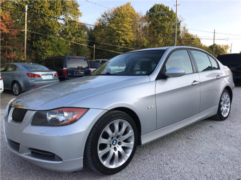 2008 BMW 3 Series for sale in Uniontown, OH