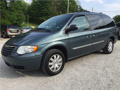 2006 Chrysler Town and Country for sale in Uniontown, OH