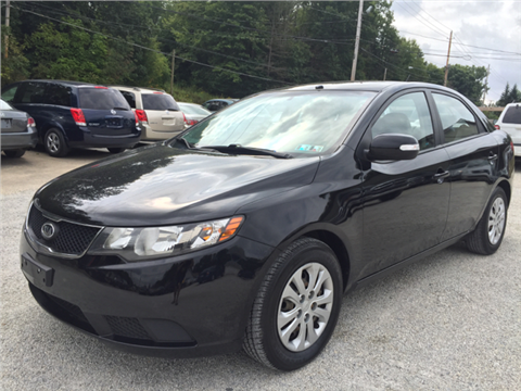 2010 Kia Forte for sale in Uniontown, OH
