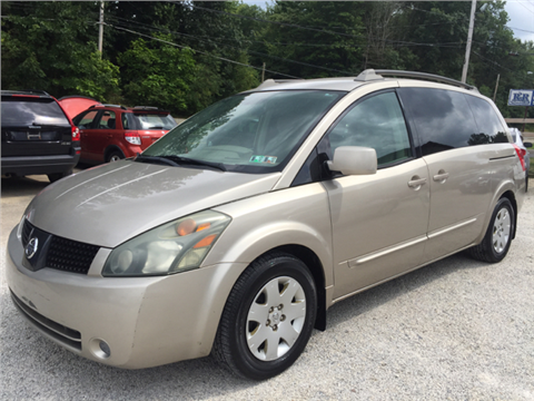 2005 Nissan Quest for sale in Uniontown, OH