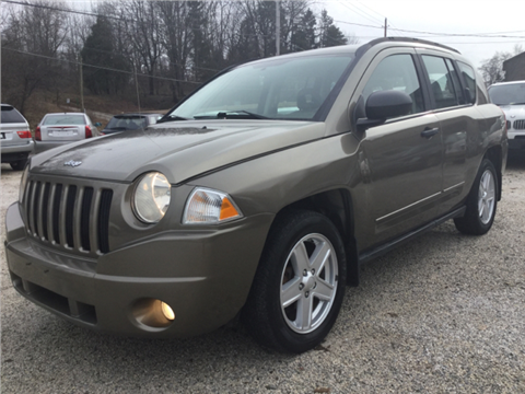 2008 Jeep Compass for sale in Uniontown, OH