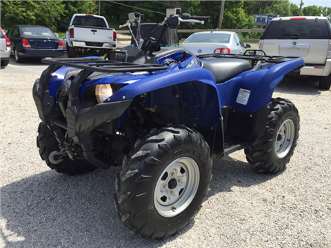 2014 Yamaha Grizzly 700 for sale in Uniontown, OH