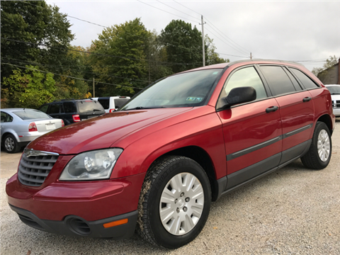 2006 Chrysler Pacifica for sale in Uniontown, OH