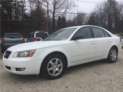 2006 Hyundai Sonata for sale in Uniontown, OH