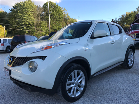 2011 Nissan JUKE for sale in Uniontown, OH