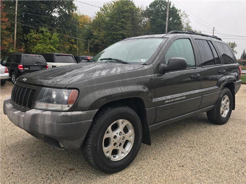 2004 Jeep Grand Cherokee for sale in Uniontown, OH