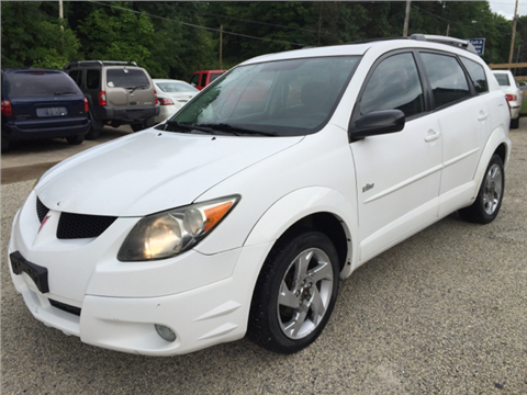 2004 Pontiac Vibe for sale in Uniontown, OH