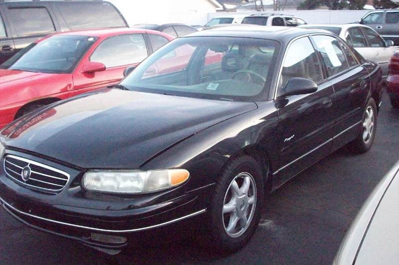 2000 Buick Regal Ls 4dr Sedan In Rockford Il