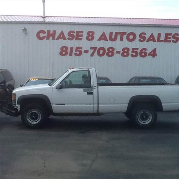1998 Chevrolet C/K 3500 Series