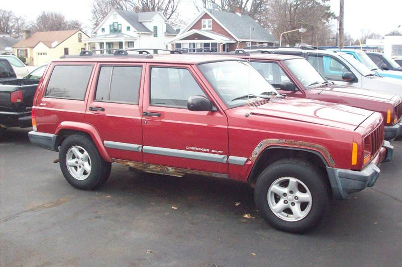 1999 jeep cherokee 4dr sport 4wd suv in rockford il. Cars Review. Best American Auto & Cars Review