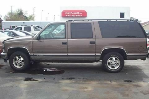 1998 Chevrolet Suburban for sale in Rockford, IL