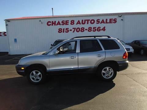 2003 Hyundai Santa Fe for sale in Loves Park, IL