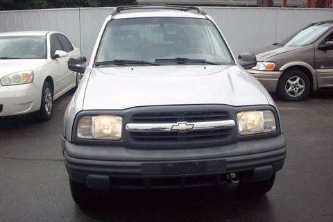2003 Chevrolet Tracker for sale in Rockford, IL