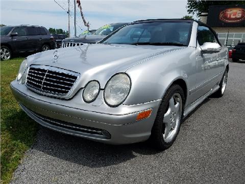 2000 Mercedes-Benz CLK for sale in Bristol, TN