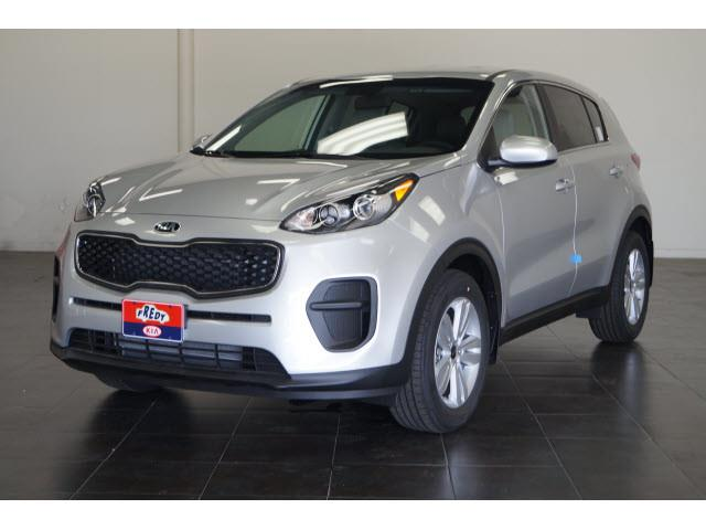 2017 kia sportage lx 4dr suv in houston tx fredy kia used cars. Black Bedroom Furniture Sets. Home Design Ideas