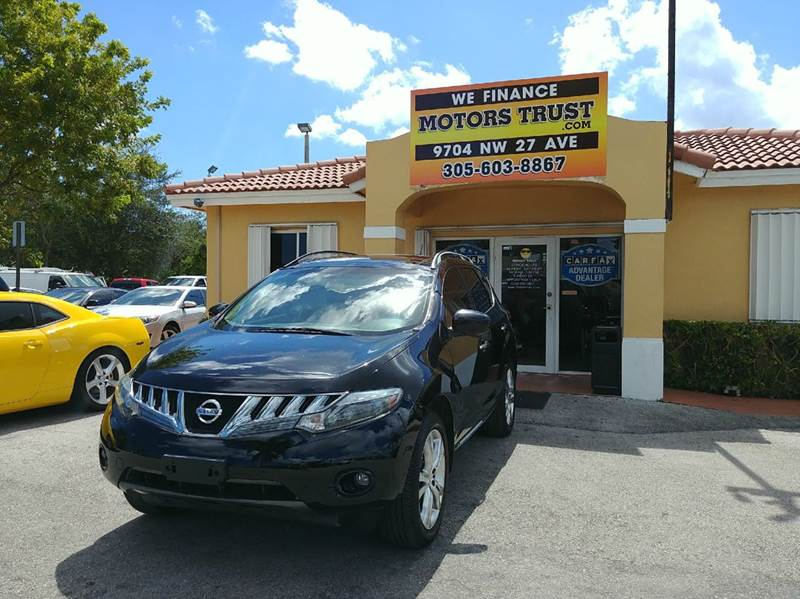 2009 NISSAN MURANO LE AWD 4DR SUV black 2009 nissan murano le awd fully loaded super clean  na
