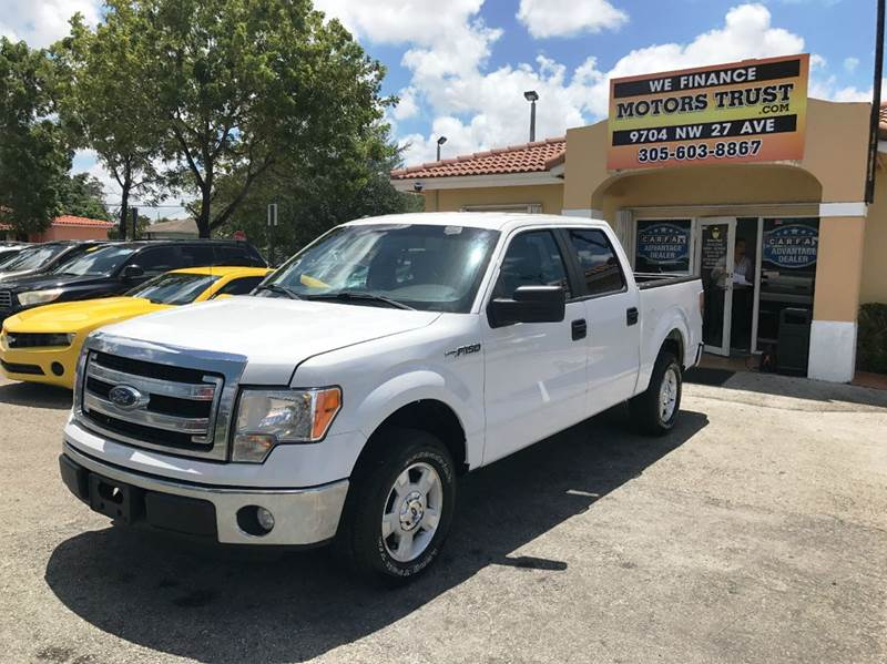 2014 FORD F-150 XLT 4X2 4DR SUPERCREW STYLESIDE white 2014 ford f150 xlt super  crew cab well kep