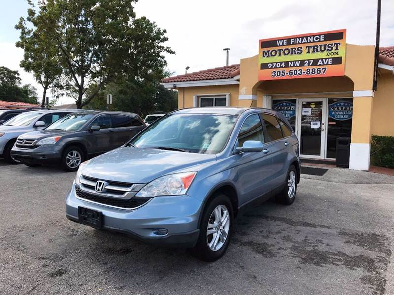2011 HONDA CR-V EX L AWD 4DR SUV light blue 2-stage unlocking doors 4wd type - on demand abs - 4