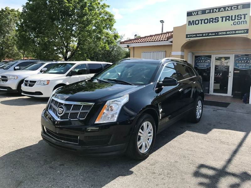 2011 CADILLAC SRX LUXURY COLLECTION 4DR SUV black 2011 cadillac srx lux with panoramic roof navi