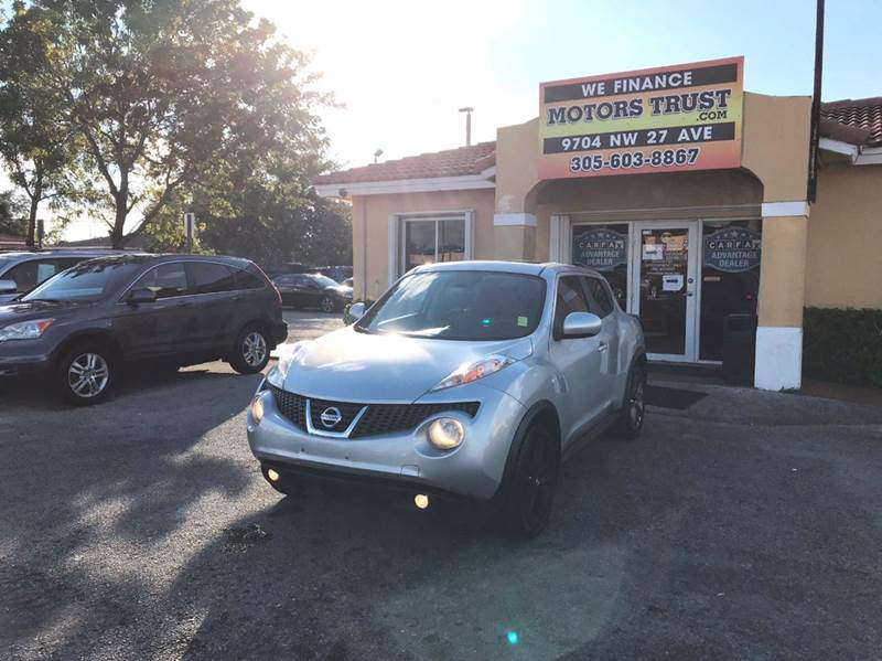 2014 NISSAN JUKE NISMO 4DR CROSSOVER silver 2-stage unlocking doors abs - 4-wheel active head r