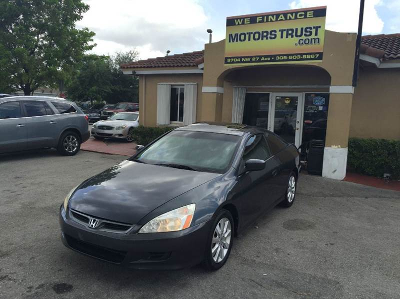 2007 honda accord for sale in miami fl