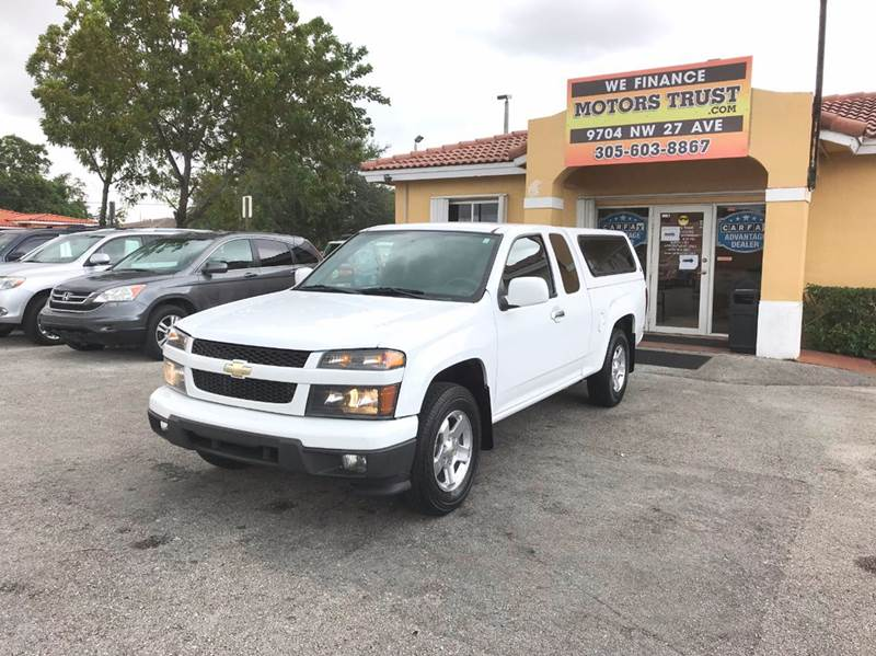 2012 CHEVROLET COLORADO LT 4X2 4DR EXTENDED CAB W1LT white 2-stage unlocking doors abs - 4-whee
