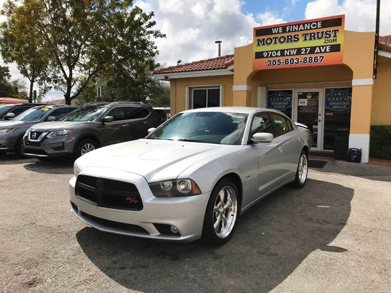 2012 DODGE CHARGER RT PLUS 4DR SEDAN silver 2-stage unlocking doors abs - 4-wheel active head r
