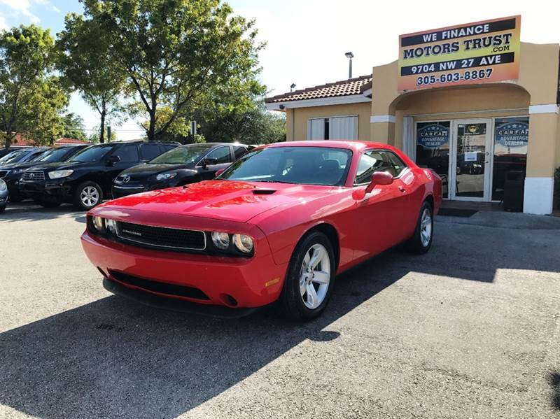 2014 DODGE CHALLENGER SXT PLUS 2DR COUPE red 2-stage unlocking doors abs - 4-wheel active head