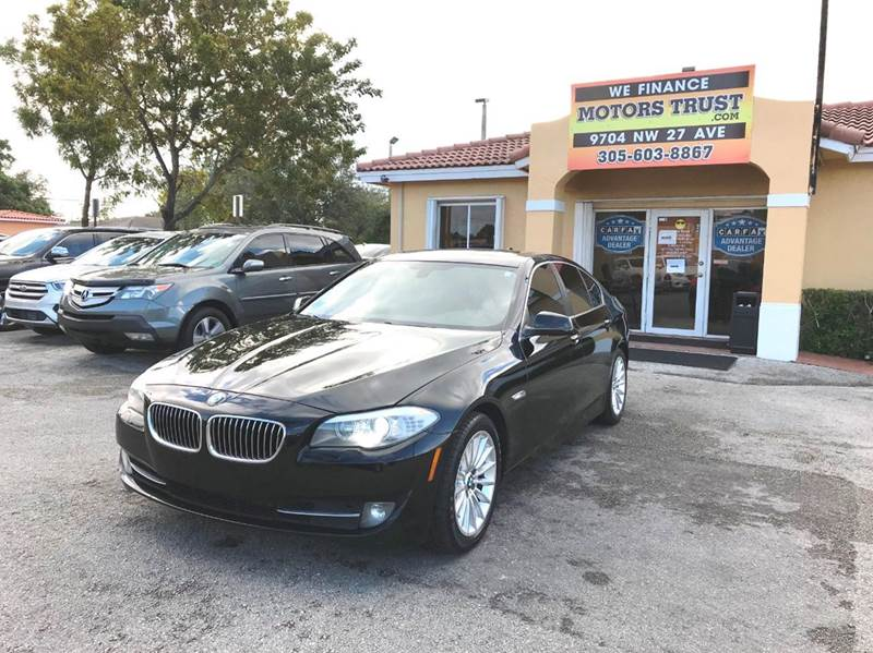 2013 BMW 5 SERIES 528I 4DR SEDAN black 2-stage unlocking doors abs - 4-wheel air filtration - ac