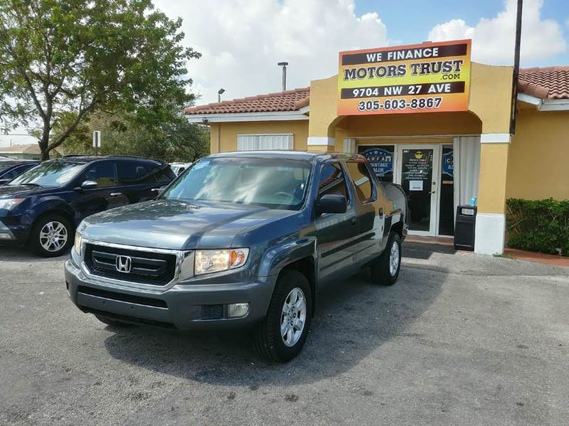 2010 HONDA RIDGELINE RT 4X4 4DR CREW CAB gray 2-stage unlocking doors 4wd type - on demand abs