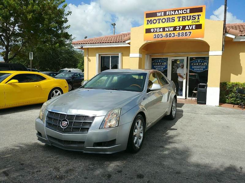 2008 CADILLAC CTS 36L V6 4DR SEDAN silver 2-stage unlocking doors abs - 4-wheel airbag deactiv