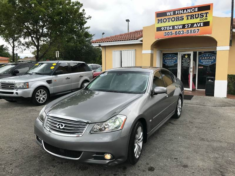 2008 INFINITI M45 BASE 4DR SEDAN gray 2008 infiniti m45 clean carfax navigation sunroof  well