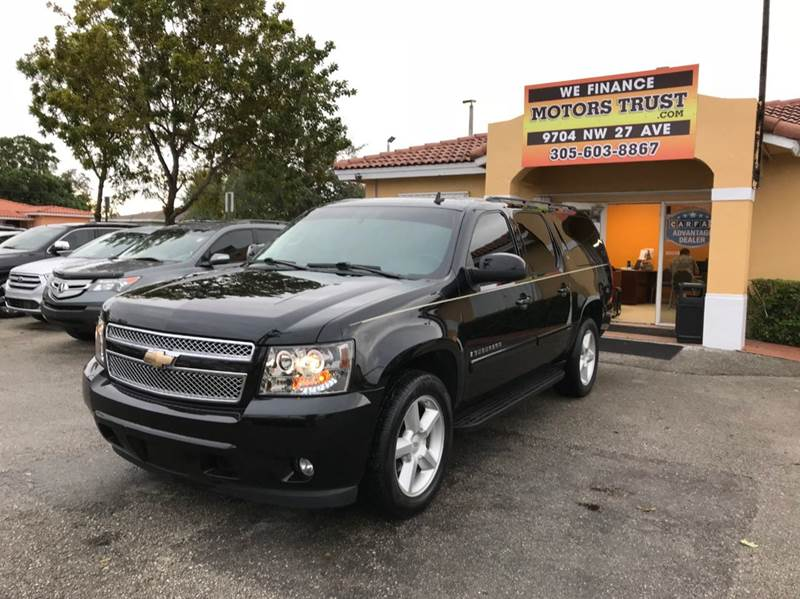 2008 CHEVROLET SUBURBAN LT 1500 4X2 4DR SUV black 2-stage unlocking doors abs - 4-wheel airbag