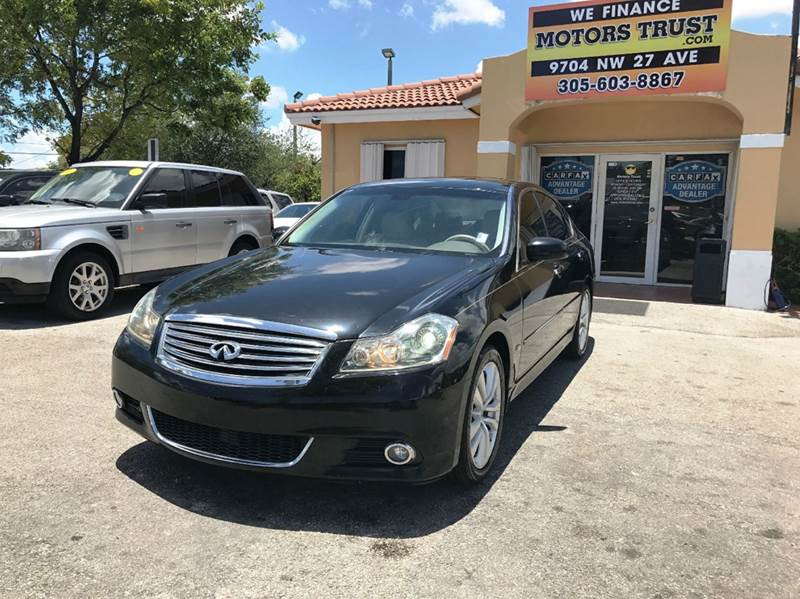 2008 INFINITI M35 BASE 4DR SEDAN black 2008 infiniti m35 clean carfax navigation sunroof  well