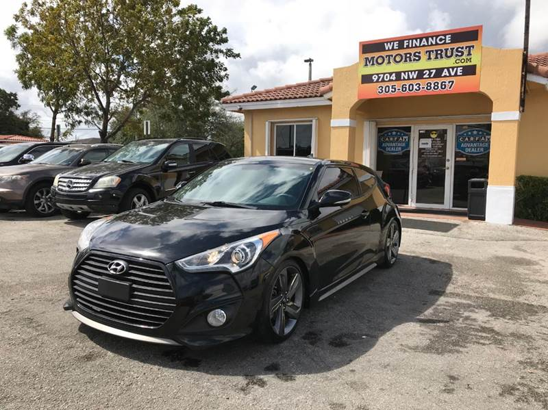 2013 HYUNDAI VELOSTER TURBO BASE 4DR COUPE 6M black 2-stage unlocking doors abs - 4-wheel active