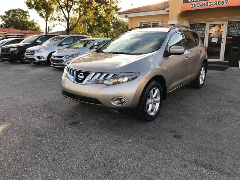 2009 NISSAN MURANO SL 4DR SUV gray 2-stage unlocking doors abs - 4-wheel active head restraints