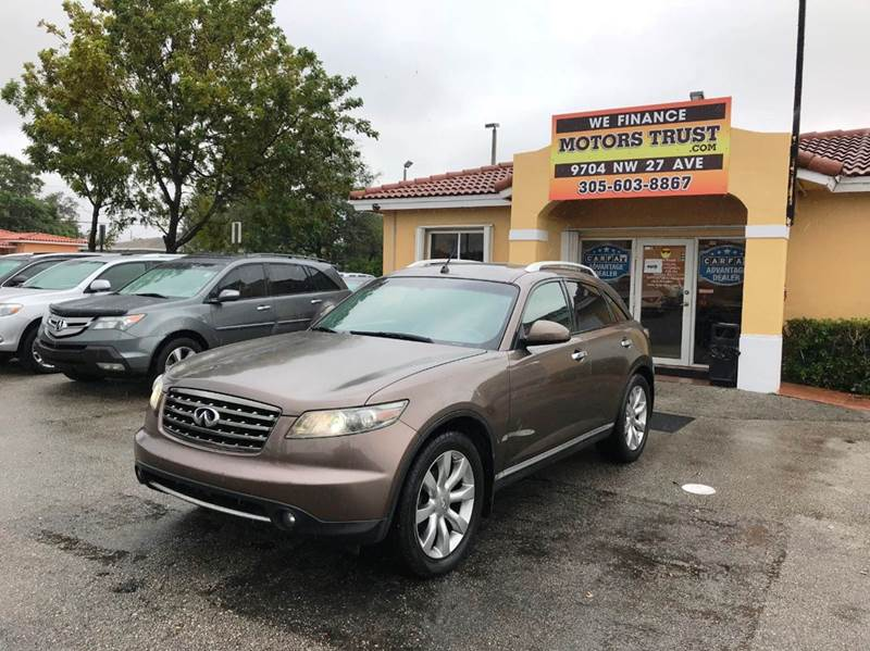 2008 INFINITI FX35 BASE 4DR SUV charcoal 2-stage unlocking doors abs - 4-wheel active head rest