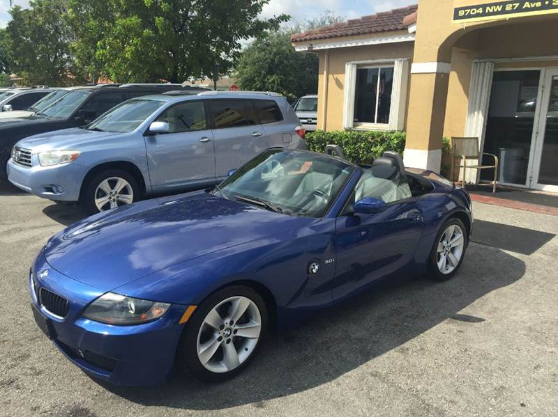 2007 Bmw Z4 For Sale Carsforsale Com