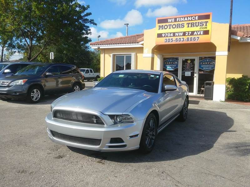 2014 FORD MUSTANG V6 PREMIUM 2DR FASTBACK silver 2-stage unlocking doors abs - 4-wheel air filt