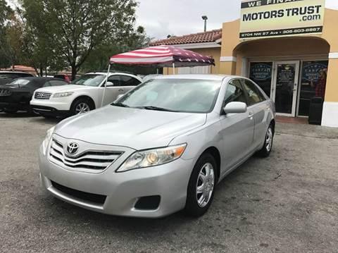 2011 Toyota Camry for sale in Miami, FL