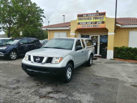 2005 Nissan Frontier for sale in Miami, FL