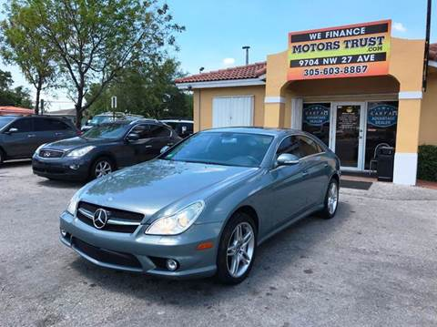 2006 Mercedes Benz CLS For Sale In Miami, FL