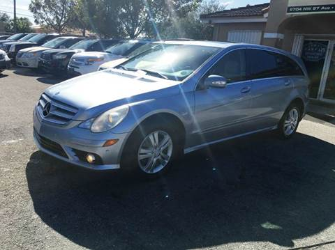 2008 Mercedes-Benz R-Class for sale in Miami, FL