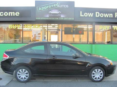 2008 Ford Focus for sale in Greensboro, NC