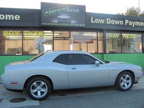 2009 Dodge Challenger for sale in Greensboro, NC
