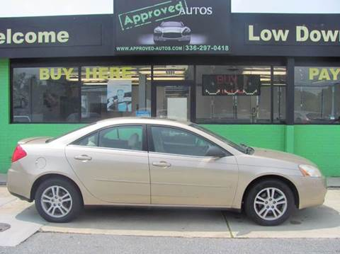 2006 Pontiac G6 for sale in Greensboro, NC