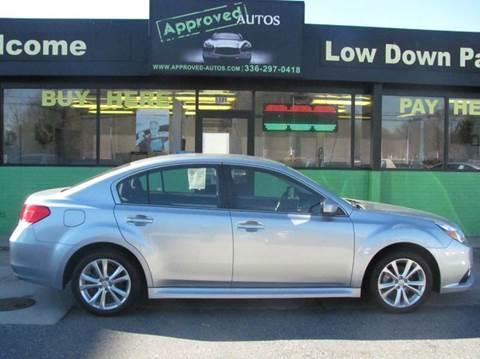 2013 Subaru Legacy for sale in Greensboro, NC