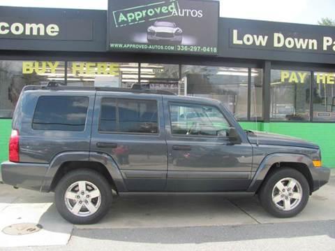 2006 Jeep Commander for sale in Greensboro, NC