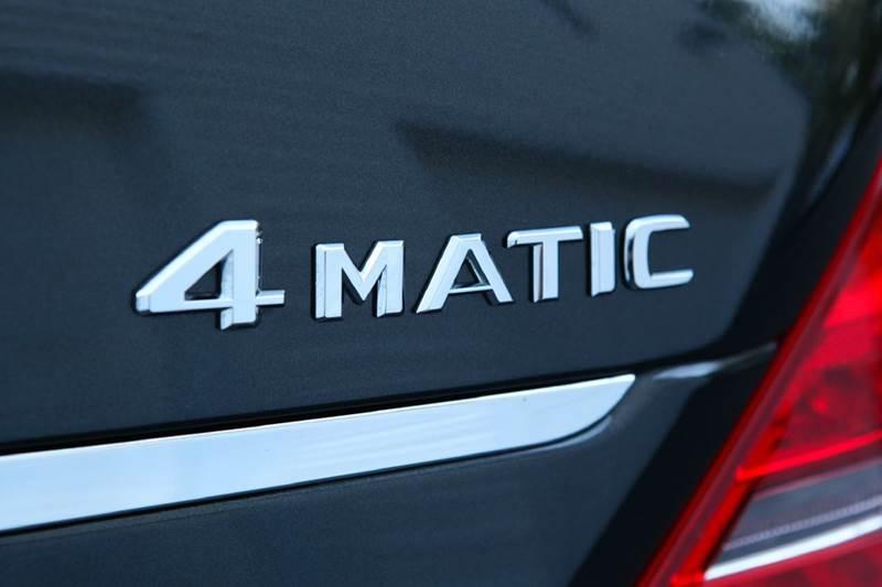 2011 Mercedes Benz S Class S 550 4matic Awd 4dr Sedan In