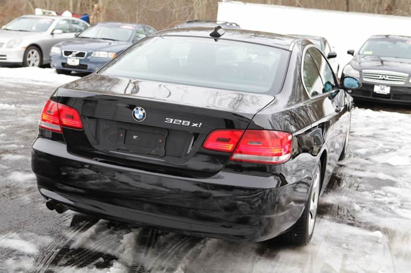 Bmw Series Xi AWD Dr Coupe In West Bridgewater MA - 2007 bmw 3 series 328xi coupe